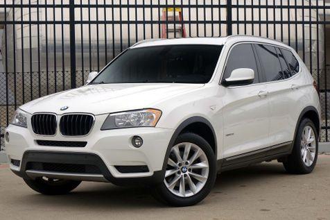 2013 BMW X3 xDrive28i Nav* Pano Sunroof* BU Cam* Leather* EZ Finance** | Plano, TX | Carrick's Autos in Plano, TX