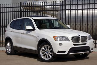 2013 BMW X3 xDrive28i Navigation* Pano Sunroof | Plano, TX | Carrick's Autos in Plano TX