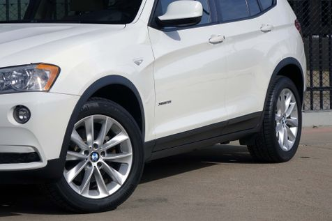 2013 BMW X3 xDrive28i Navigation* Pano Sunroof | Plano, TX | Carrick's Autos in Plano, TX