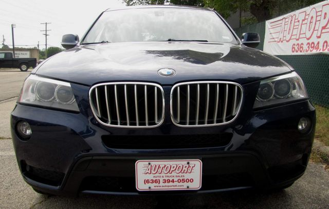2013 BMW X3 xDrive28i St. Louis, Missouri 1