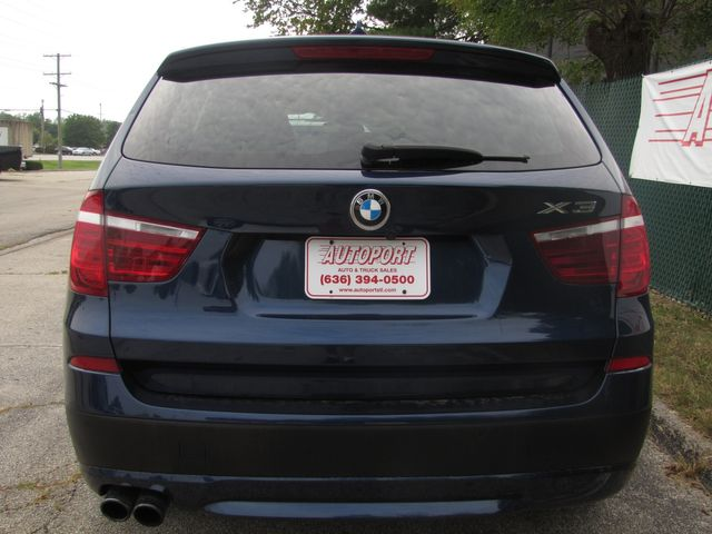 2013 BMW X3 xDrive28i St. Louis, Missouri 4