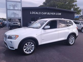 2013 BMW X3 xDrive28i in Virginia Beach VA, 23452