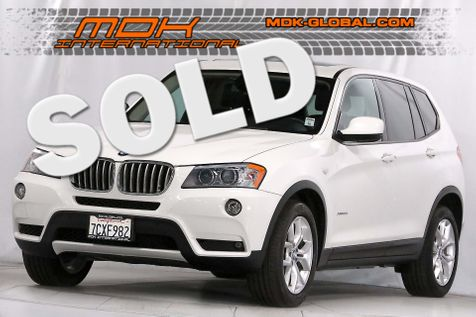 2013 BMW X3 xDrive35i - Premium - Navigation in Los Angeles