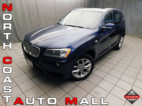 2013 BMW X3 xDrive35i xDrive35i in Cleveland, Ohio