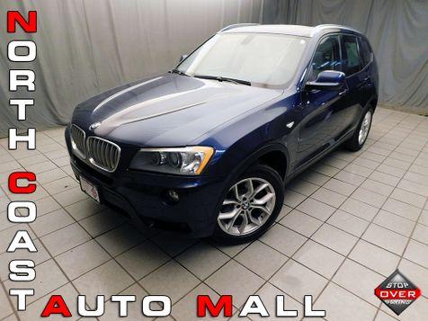 2013 BMW X3 xDrive35i xDrive35i in Cleveland, Ohio
