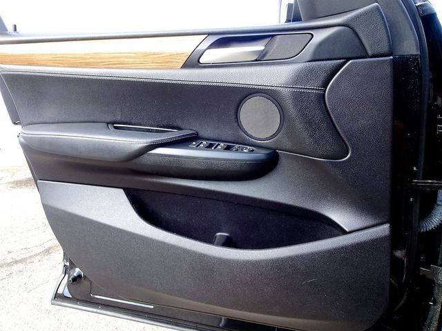 2013 BMW X3 xDrive35i xDrive35i Madison, NC 32