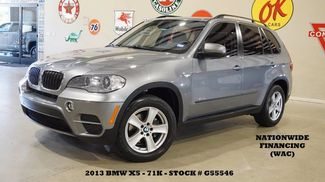 2013 BMW X5 xDrive35i PANO ROOF,NAV,HTD LTH,B/T,71K,WE FINANCE in Carrollton TX, 75006