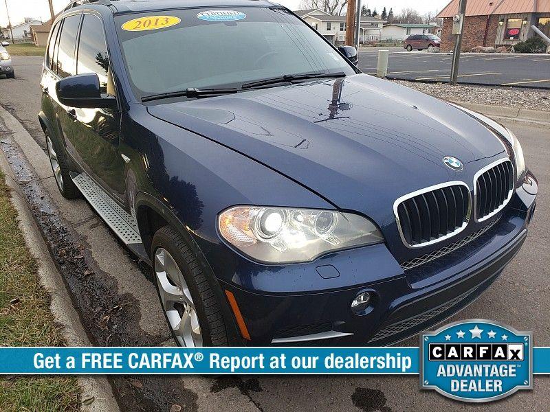 2013 BMW X5 4d SAV xDrive35i Sport Activity  city MT  Bleskin Motor Company   in Great Falls, MT