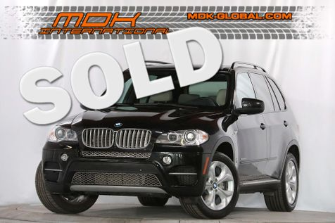 2013 BMW X5 xDrive35d - Sport pkg - 3rd row seats - Comfort access in Los Angeles