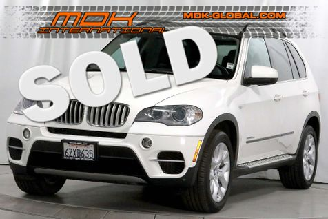 2013 BMW X5 xDrive35d - Nav - Comfort access - top view cameras in Los Angeles
