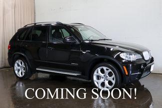2013 BMW X5 xDrive35d AWD Clean Diesel w/Sport Pkg, in Eau Claire, Wisconsin