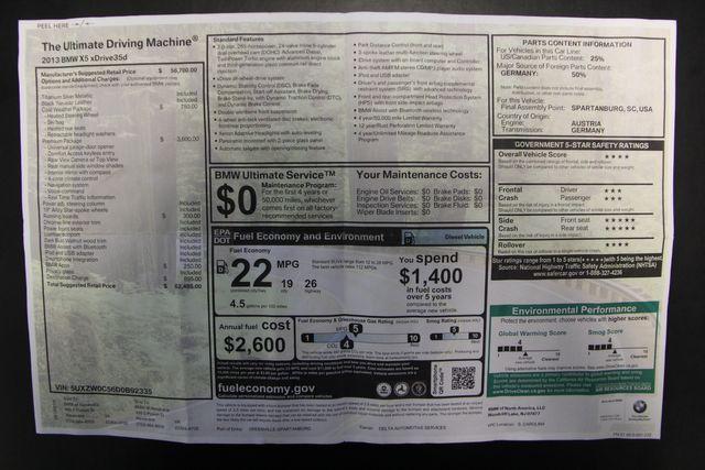 2013 BMW X5 xDrive35d Richmond, Virginia 30