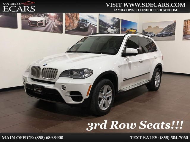 2013 BMW X5 xDrive35d in San Diego, CA 92126