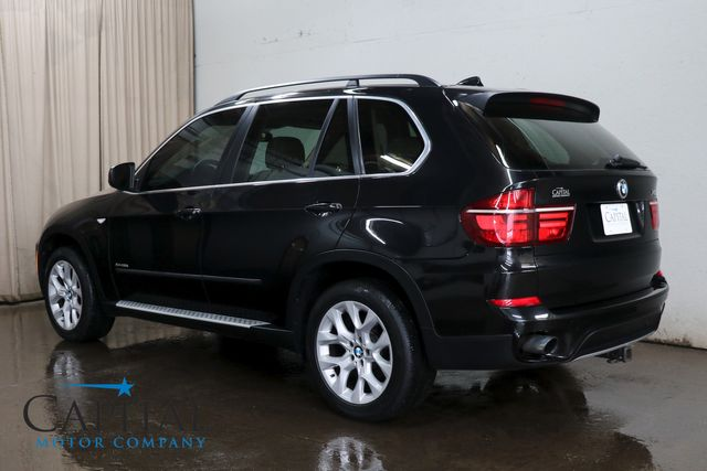 2013 BMW X5 xDrive35i AWD Luxury SUV w/NAV, Backup Cam, Heated Seats, Panoramic Roof & Bluetooth Audio in Eau Claire, Wisconsin 54703