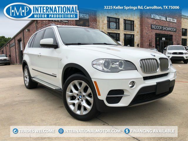 2013 BMW X5 xDrive35i 3rd Row Seat ONE OWNER