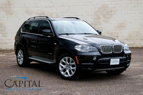 2013 BMW X5 xDrive35i Premium AWD w/Navigation, Backup Cam, Heated Seats and Panoramic Moonroof in Eau Claire