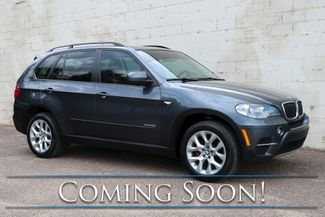 2013 BMW X5 xDrive35i AWD w/Navigation, Panoramic Moonroof, Cold Weather Pkg & B.T. Audio in Eau Claire, Wisconsin 54703