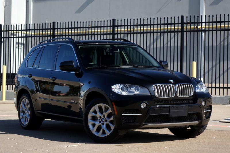 2013 BMW X5 xDrive35i Premium AWD*3rd Row*Only 54k mi*Nav*Sunroof*BU Cam*EZ Fin* | Plano, TX | Carrick's Autos in Plano TX