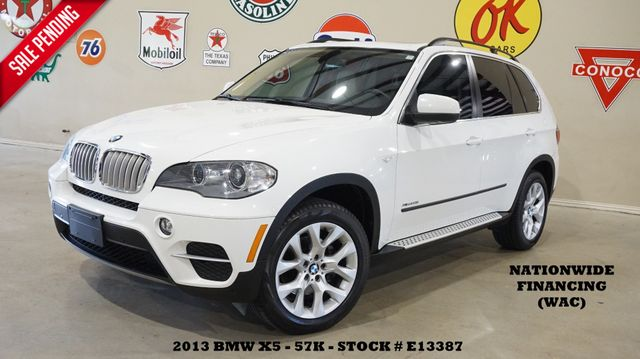 2013 BMW X5 xDrive35i Sport Activity PANO ROOF,NAV,BACK-UP,HTD LTH,57K!
