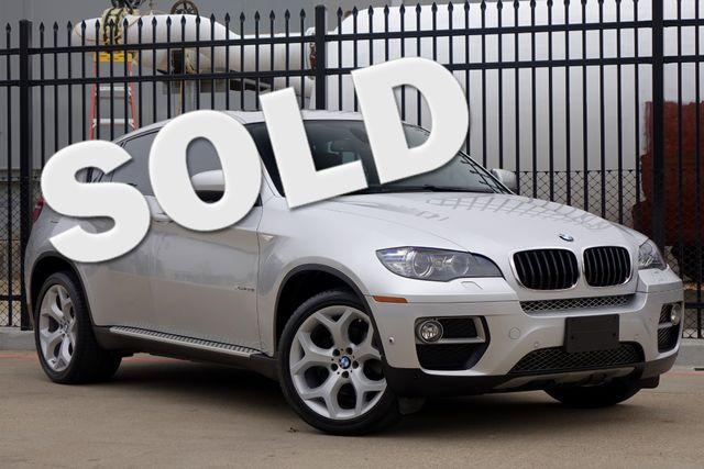 2013 BMW X6 SPORT PKG * 20's * Heads-Up * NAVI * Soft-Close * Plano, Texas
