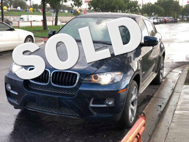 2013 BMW X6 xDrive 35i xDrive35i in San Antonio, TX 78233