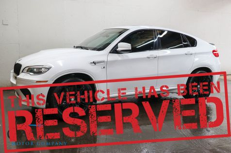 2013 BMW X6M xDrive AWD Sport SUV w/Head-Up Display, NAVI, LED Headlights, Cold Weather Pkg & 22