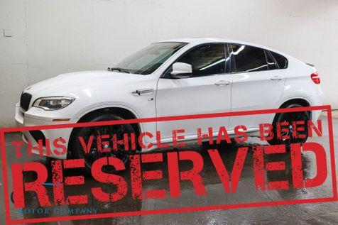 2013 BMW X6M xDrive AWD Sport SUV w/Head-Up Display, NAVI, LED Headlights, Cold Weather Pkg & 22