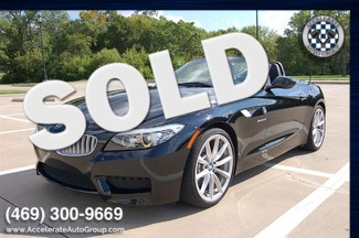 2013 BMW Z4 sDrive35i CERTIFIED Clean Vehicle History Report in Rowlett