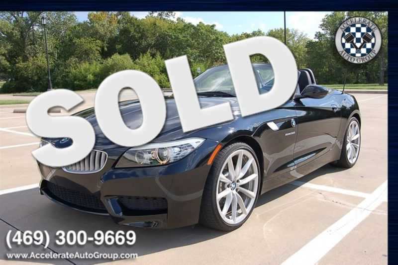 2013 BMW Z4 sDrive35i CERTIFIED Clean Vehicle History Report in Rowlett Texas