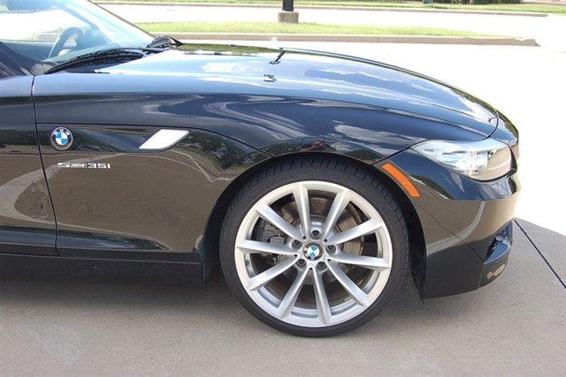 2013 BMW Z4 sDrive35i CERTIFIED Clean Vehicle History Report in Rowlett, Texas