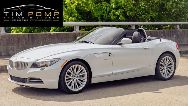 2013 BMW Z4 sDrive35i HARD TOP CONVERTIBLE LEATHER SEATS