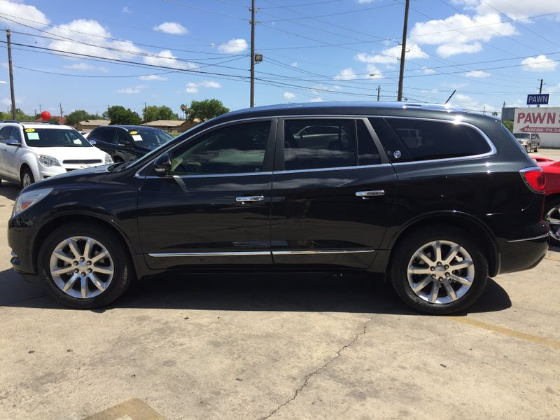 2013 Buick Enclave Premium  Brownsville TX  English Motors  in Brownsville, TX