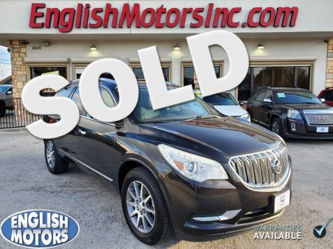 2013 Buick Enclave Leather in Brownsville, TX