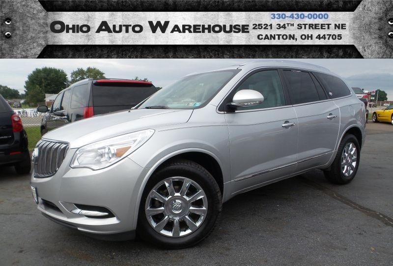 2013 Buick Enclave AWD Leather Sunroof 3rd Row Cln Carfax We Finance | Canton, Ohio | Ohio Auto Warehouse LLC in Canton Ohio