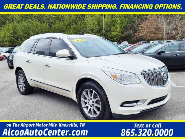 "2013 Buick Enclave Leather w/DVD Dual Sunroofs /Navigation/19"" Alloys in Louisville, TN 37777"