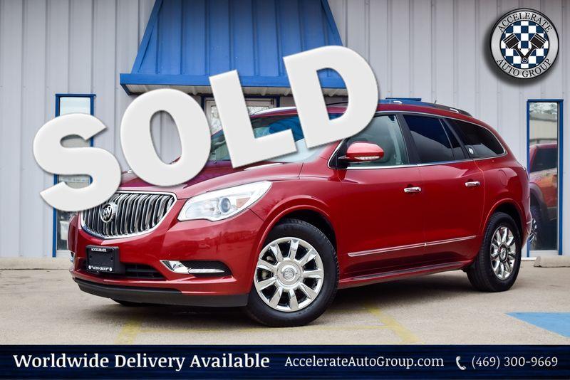 2013 Buick Enclave Premium in Rowlett Texas