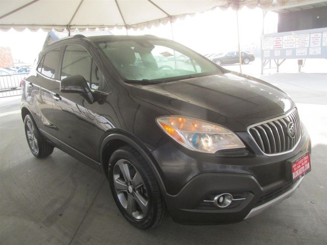 2013 Buick Encore Convenience Gardena, California 3