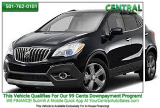 2013 Buick Encore Convenience | Hot Springs, AR | Central Auto Sales in Hot Springs AR