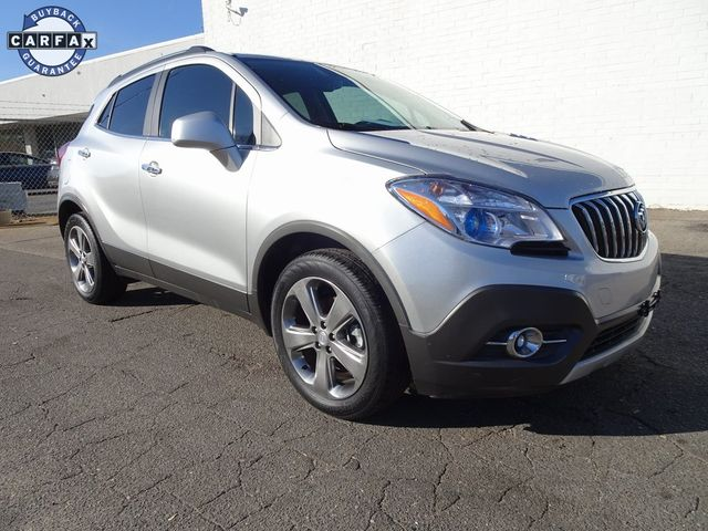 2013 Buick Encore Convenience Madison, NC 7