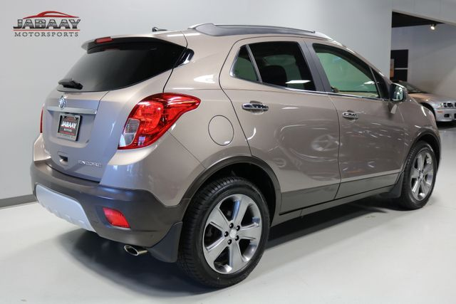 2013 Buick Encore Leather Merrillville, Indiana 4