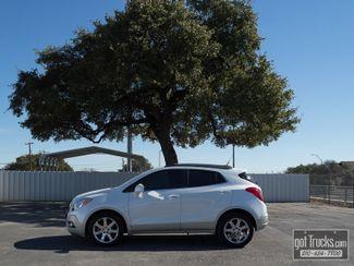 2013 Buick Encore Leather 1.4L I4 FWD in San Antonio Texas, 78217