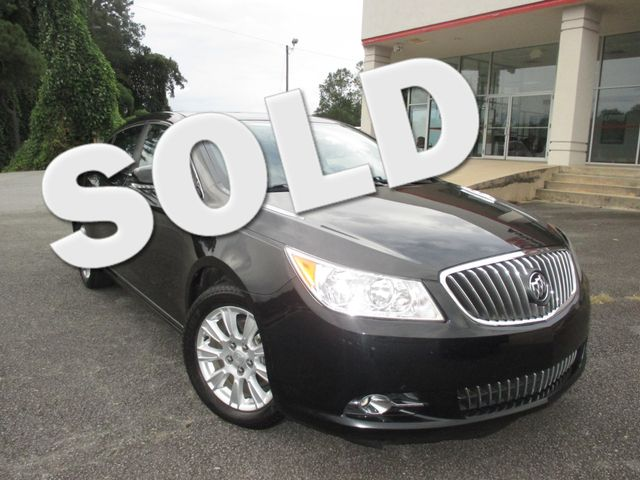 2013 Buick LaCrosse Leather Canton , GA