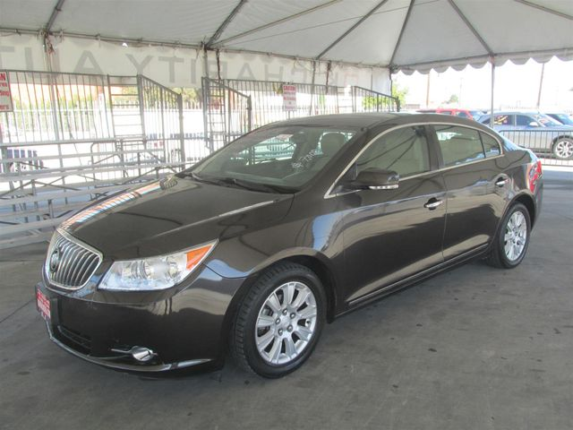 2013 Buick LaCrosse Leather Gardena, California