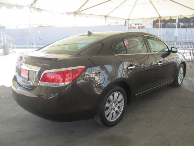 2013 Buick LaCrosse Leather Gardena, California 2