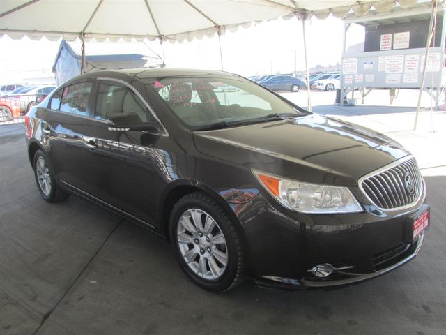 2013 Buick LaCrosse Leather Gardena, California 3