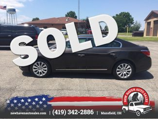 2013 Buick LaCrosse Leather in Mansfield, OH 44903