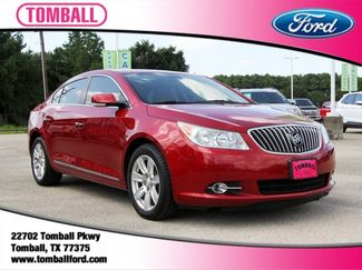 2013 Buick LaCrosse Leather in Tomball, TX 77375