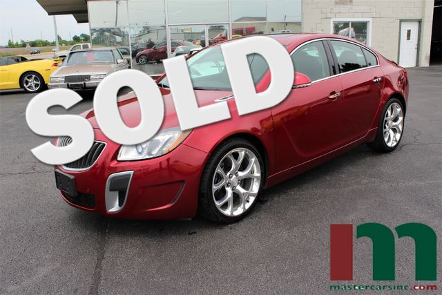 2013 Buick Regal GS | Granite City, Illinois | MasterCars Company Inc. in Granite City Illinois