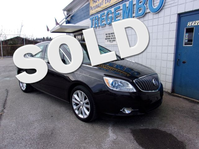 2013 Buick Verano 2.4L in Bentleyville Pennsylvania, 15314