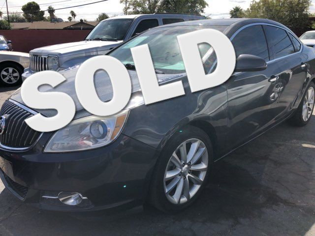 2013 Buick Verano Premium Group CAR PROS AUTO CENTER (702) 405-9905 Las Vegas, Nevada